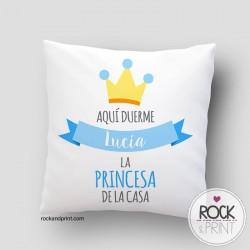 Aquí Duerme la Princesa de...