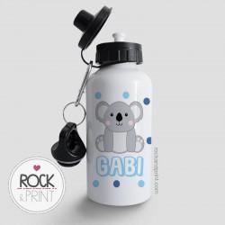 Botella personalizada Koala