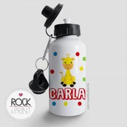 Botella personalizada Jirafa