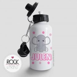 Botella reutilizable Elefante