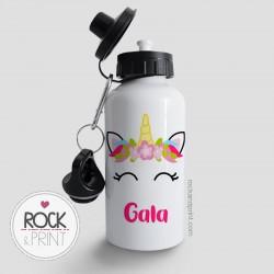 Botella infantil Unicornio