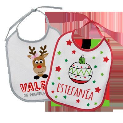 Bebros personalizados para una Navidad única